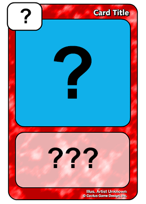 Card-Creation-Template