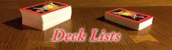 Deck Lists